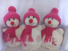 Corporate soft toys under the order with the