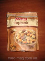 Peanut in Alesto Cruspies BBQ 200 batter of