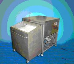 Generator of scaly ice of Karpowicz firm