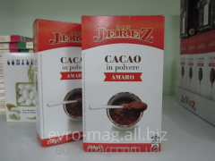 Cacao in polvere amaro Don Jerez cocoa of 250 g