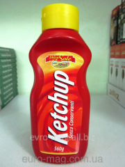 Ketchup Delizie Dal Sole ketchup of 560 g