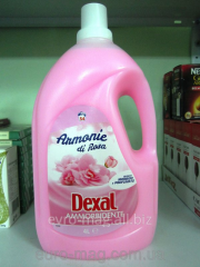 Dexal armonie di rosa fabric softener of 4 l