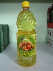 Peanut butter Arachide olio di semi di of 1 l