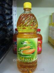 Corn oil Mais olio di semi di of 1 l
