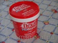 Dexal Piu Bianco bleach of 1 kg.