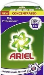 Ariel 5 professional actions soap powder of 140