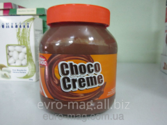 Chocolate Choco Creme Mister Choc paste of 750 g