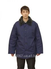 Куртка ватная палаточная ткань
