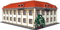Здания быстровозводимые, здания жилые, здания