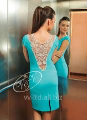 Dress 1269.2 blue