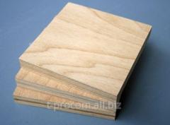 Plywood slow-burning