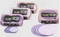 Filters membrane No. 1, No. 2, No. 3, No. 4, No.