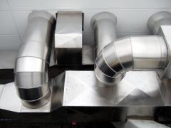 Вентиляторные блоки, блоки для вентиляции