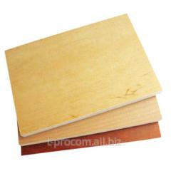 FSF plywood thickness laminated 2500х1250 mm