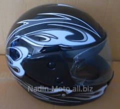 A helmet for the York scooter