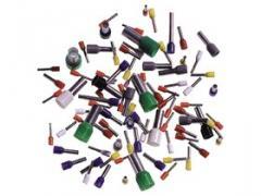 Кабельные безгалогеновые изолированные наконечники для жил AHI 2,5/8 DIN N (LAPP Kabel)