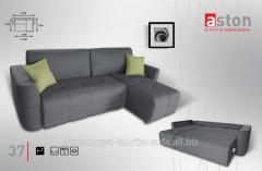 Angular sofa Aston