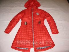 Верхняя одежда для девочек по индивидуальным заказам