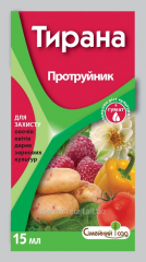 Protravitel of seeds Tirana