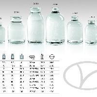 Флаконы и бутылки из боросиликатного стекла