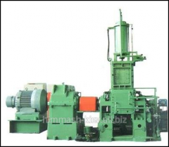 Apparatuur voor de productie en verwerking...