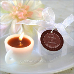CLF-19 candle