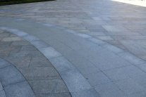 Granite tile polished