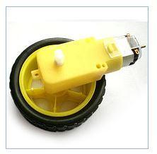 Motor reducer z wheel