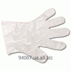 Перчатки полиэтилен одноразовые 100 пар