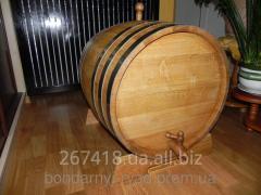 Barrel of oak 100 l