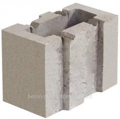 Block of keramzitobetonniya bud_velny SB-PR