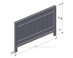 Panel ogorozh_ ZP 400-2