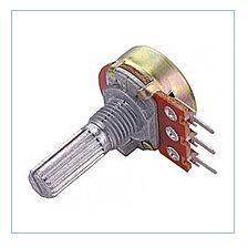 Zm_nny resistor, potents_ometr 10K