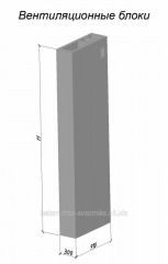 Вентиляційний блок ВБ 30