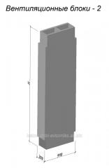 Вентиляційний блок ВБС -33-2