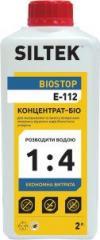 Concentrate - B_O Siltek Biostop E-112