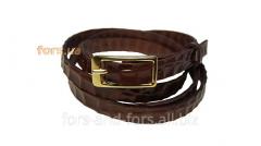 Belt female W10006