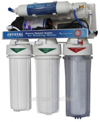 The filter for Crystal RO 6-50 P water