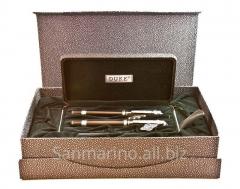Elite branded DUKE-5 handles