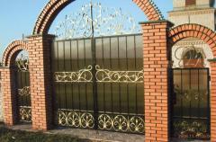 Gate are shod private