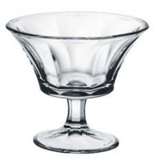 Glass ice-cream bowl of Pasabahce Ice Ville 220 of