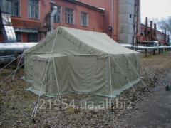 Tent of BONDS-68