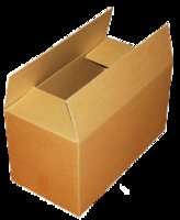 Gofroyashchiki 1010х640х520 brown. Cardboard boxes