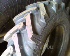 Front tires MTZ