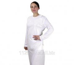 One-time apron polyethylene Med comfort, AMPri -
