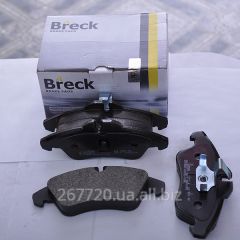 Тормозные колодки Brec 215760070310