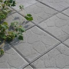 Тротуарная плита 40*300*300 мм серая