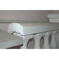 Ограждение для лестницы из бетона