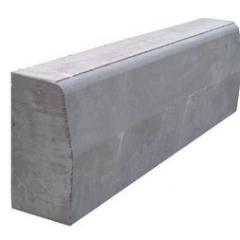 Board of road 300*150*1000 mm gray