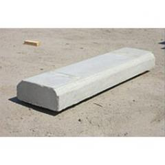 Base for a mm rail-post No. 4 260*1000*100